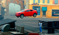 Hollywood Studios - Stunt Show