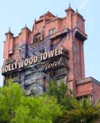 Hollywood Studios - Tower of Terror
